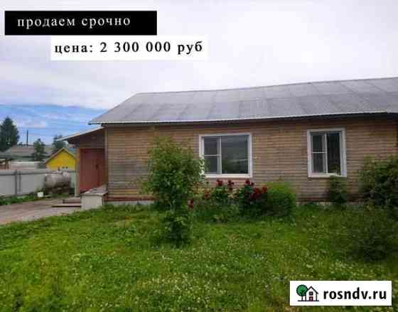 Дом 80 м² на участке 10 сот. Плесецк