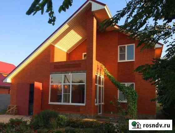 Дом 160 м² на участке 9 сот. Старотитаровская