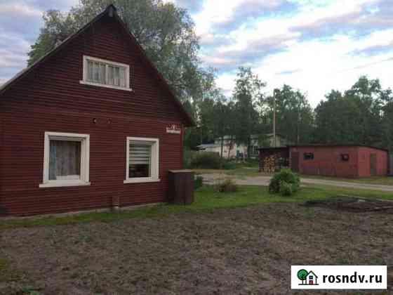 Дом 95.3 м² на участке 841 сот. Медвежьегорск