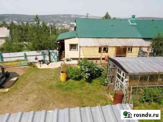 Дом 100 м² на участке 15 сот. Северо-Енисейский