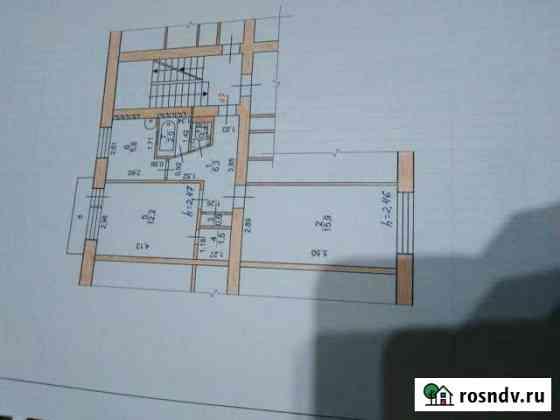 2-комнатная квартира, 45 м², 4/5 эт. Серышево