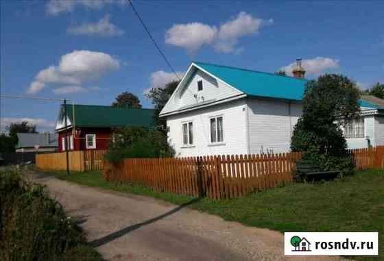 Дом 60 м² на участке 12 сот. Приволжск