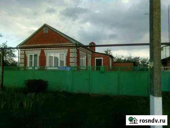 Дом 55 м² на участке 22 сот. Воронежская