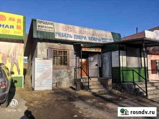 Продаётся или сдаётся торговое помещение Горно-Алтайск