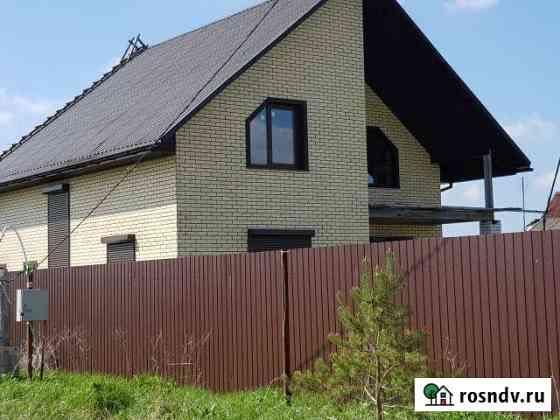 Дом 143 м² на участке 15 сот. Ивангород