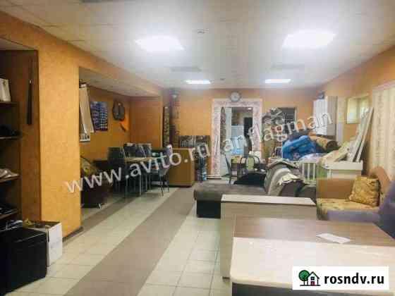 Магазин мебельный со складскими помещениями Верхний Услон