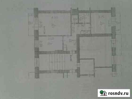 2-комнатная квартира, 48 м², 4/5 эт. Суслонгер