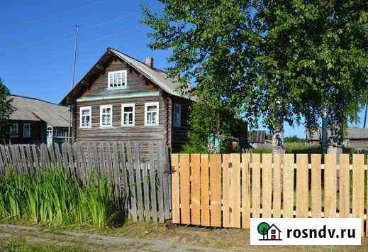 Дом 57.2 м² на участке 8.5 сот. Обозерский
