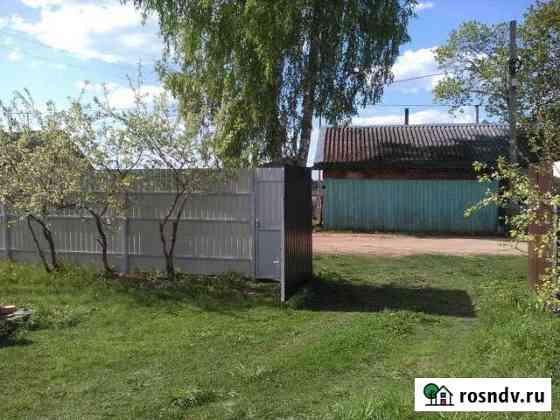 Дом 75 м² на участке 9 сот. Демянск