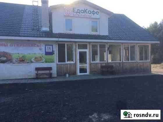 Придорожное кафе с гостиницей Лодейное Поле