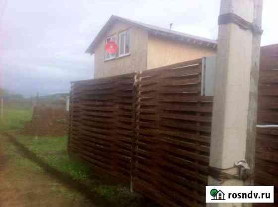 Дом 108 м² на участке 10 сот. Юго-Камский