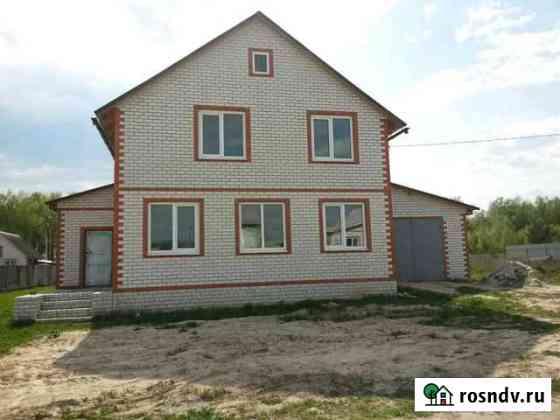 Дом 139 м² на участке 10 сот. Климово