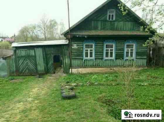Дом 54 м² на участке 6 сот. Невель