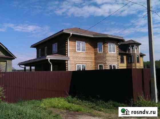 Дом 217 м² на участке 14 сот. Одинцово