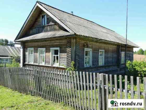 Дом 60 м² на участке 7 сот. Белозерск