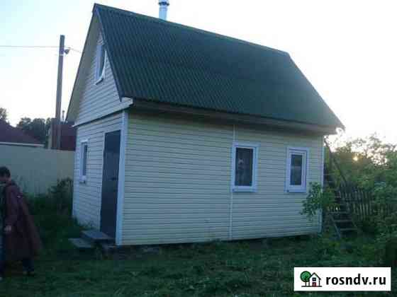 Дом 50 м² на участке 10 сот. Глебычево