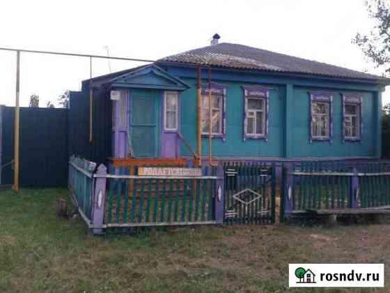 Дом 63.1 м² на участке 27 сот. Поворино