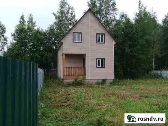 Дом 80 м² на участке 10 сот. Елизаветино