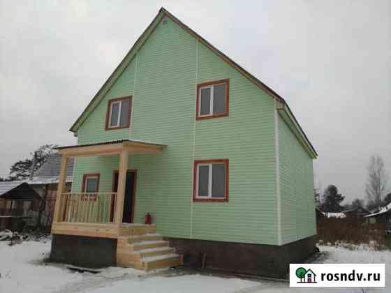 Дом 145 м² на участке 6.2 сот. Отрадное
