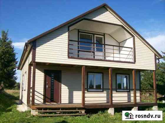 Дом 130 м² на участке 21 сот. Кедровый