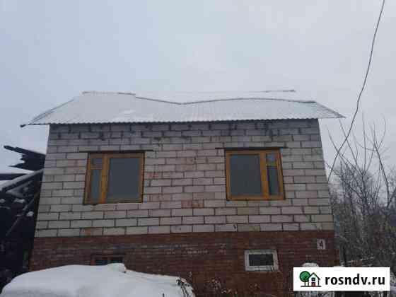 Коттедж 126 м² на участке 19 сот. Краснокамск