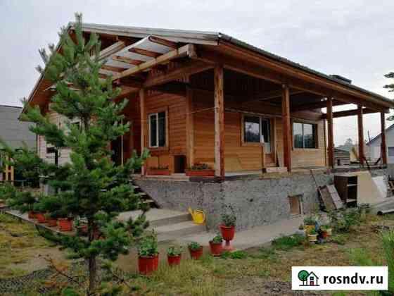 Дом 194 м² на участке 12 сот. Северобайкальск