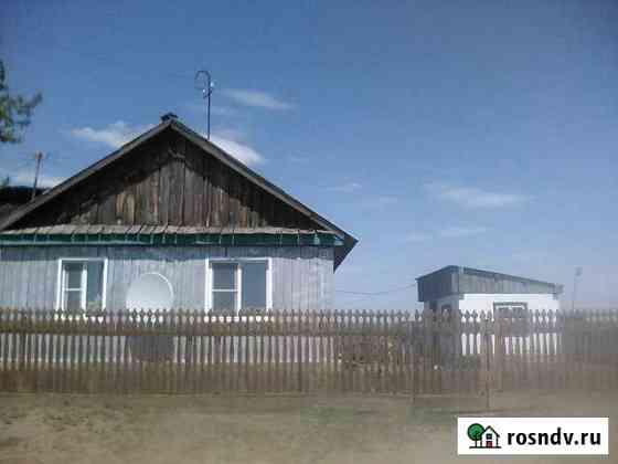 Дом 46 м² на участке 15 сот. Малиновое Озеро
