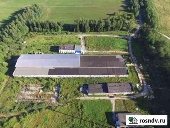 Продам производственный комплекс 5900 кв. м Верея