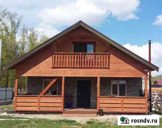 Дом 100 м² на участке 12 сот. Горно-Алтайск