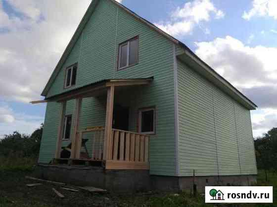 Дом 150 м² на участке 12 сот. Войсковицы