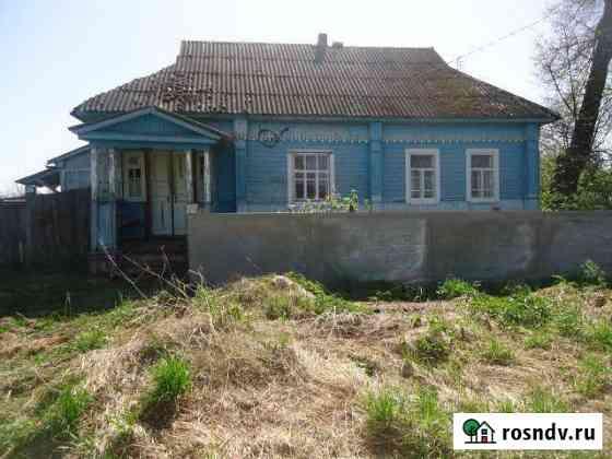 Дом 35 м² на участке 10 сот. Суземка