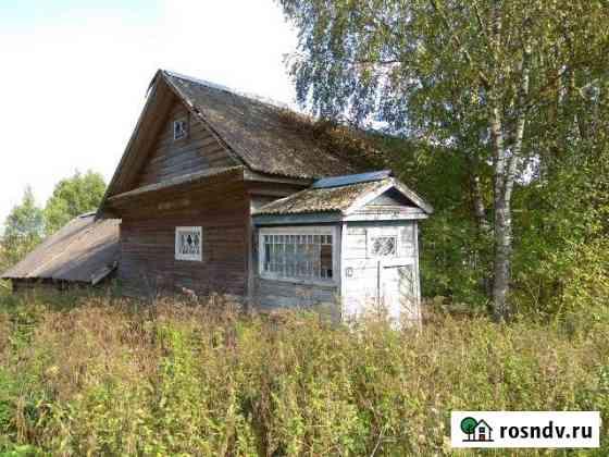 Дом 61 м² на участке 6 сот. Демянск
