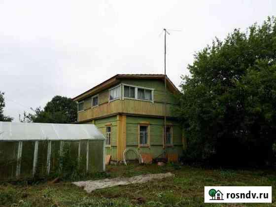 Дом 85 м² на участке 12 сот. Идрица