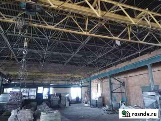 Продам производственный комплекс 4240 кв.м Степное