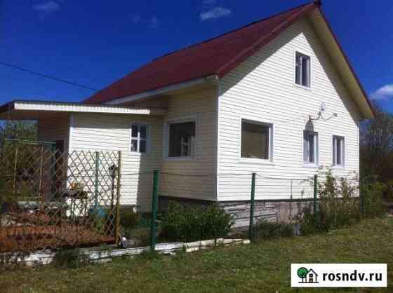 Дом 64 м² на участке 12 сот. Кировск