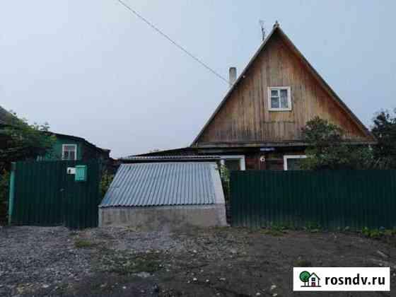Дом 40 м² на участке 10 сот. Гурьевск
