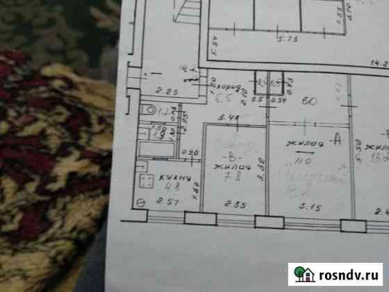 Комната 19 м² в 2-ком. кв., 1/5 эт. Питкяранта