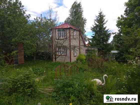 Дача 100 м² на участке 8 сот. Краснозаводск