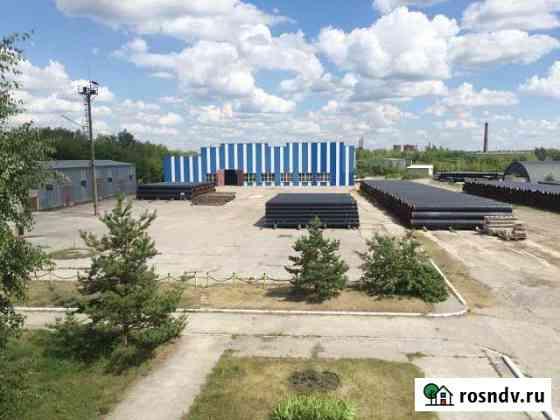 Продам производственный комплекс 8663 кв.м Строитель