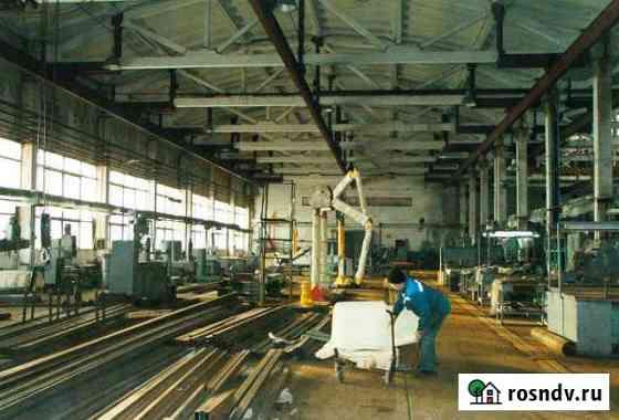Продам производственный комплекс 13863 кв.м Боровичи