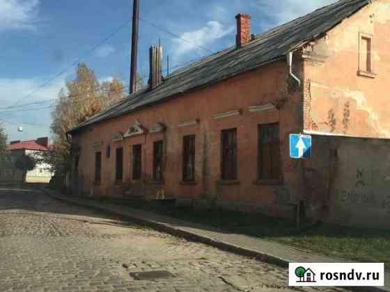 Продам здание бывшей хлебопекарни с земельным учас Правдинск