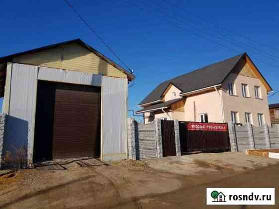 Дом 133 м² на участке 7 сот. Якутск