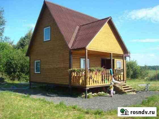 Дом 80 м² на участке 16.5 сот. Рябово