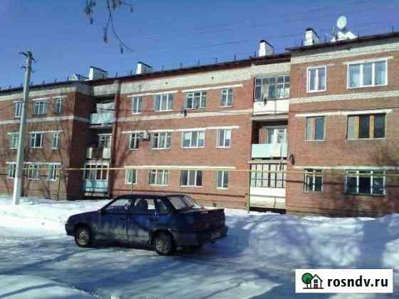 1-комнатная квартира, 29 м², 3/3 эт. Камское Устье