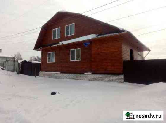 Дом 129.2 м² на участке 9 сот. Кашин