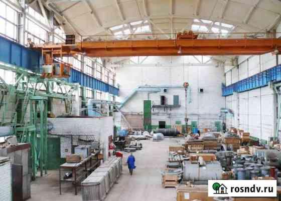 Сдам производственное помещение 2000 кв.м. Чудово