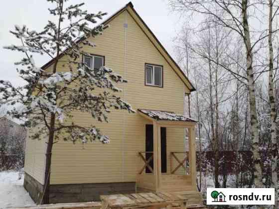 Дом 80 м² на участке 5 сот. Ульяновка