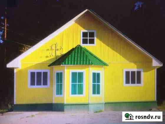 Дом 72 м² на участке 10 сот. Березник