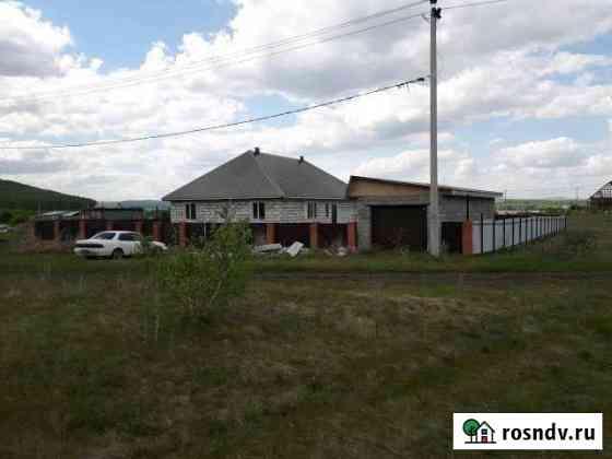 Дом 180 м² на участке 15 сот. Учалы