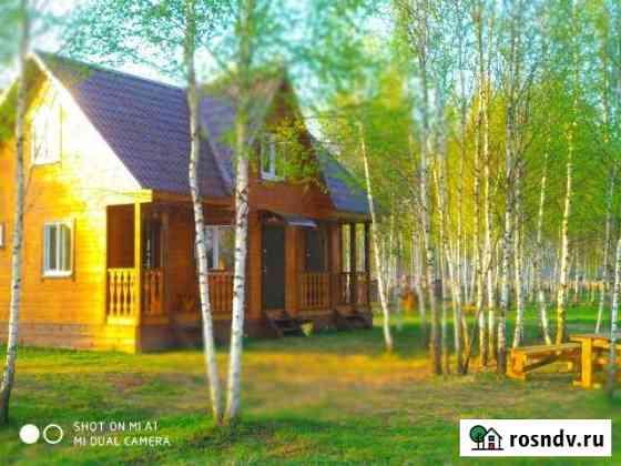Коттедж 98 м² на участке 50 сот. Десногорск